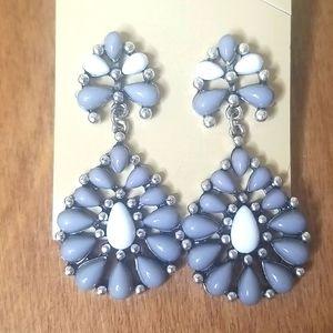 Beaded Hanging Earrings NWOT
